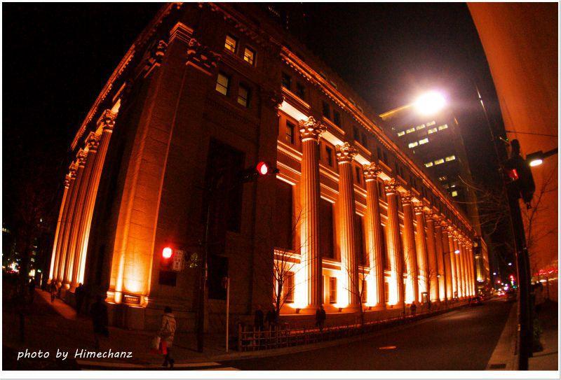 日本橋のとある銀行