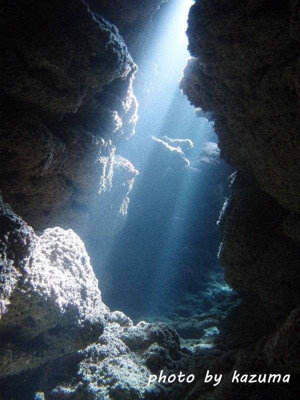 神秘的な光! photo by OLYMPUS XZ-1