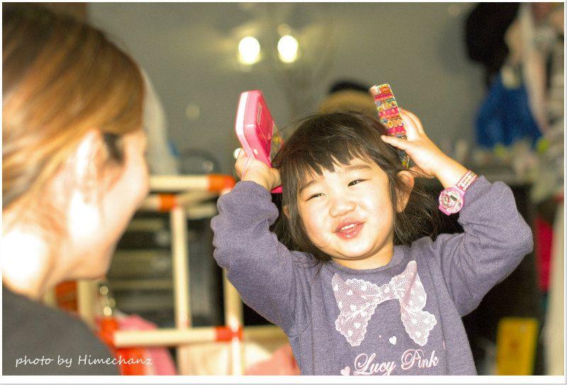 もし姪のかなぽんが食べたらこんな感じになるにちがいないw photo by Nikon D300