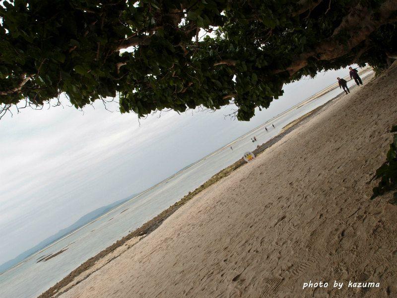 カイジ浜 photo by Olympus XZ-1