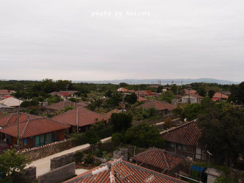 塔からの景色 photo by Olympus XZ-1