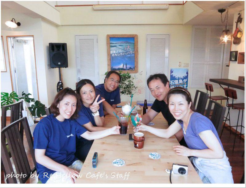 リハロウカフェでワイワイディナー♪ photo by CANON PowerShot S100