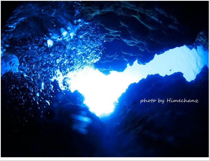 アーチからの光がキレイ♪ photo by CANON PowerShot S100
