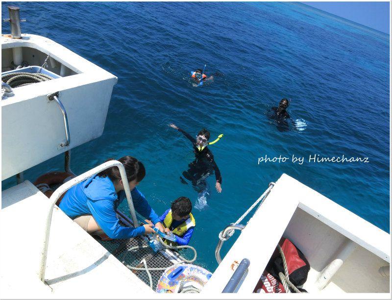 海へGo!!! photo by CANON PowerShot S100