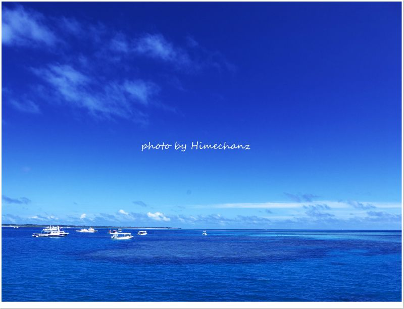 夏の青空! photo by CANON PowerShot S100