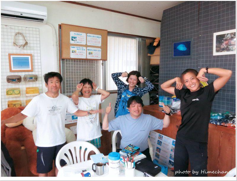 記念撮影♪ photo by CANON PowerShot S100