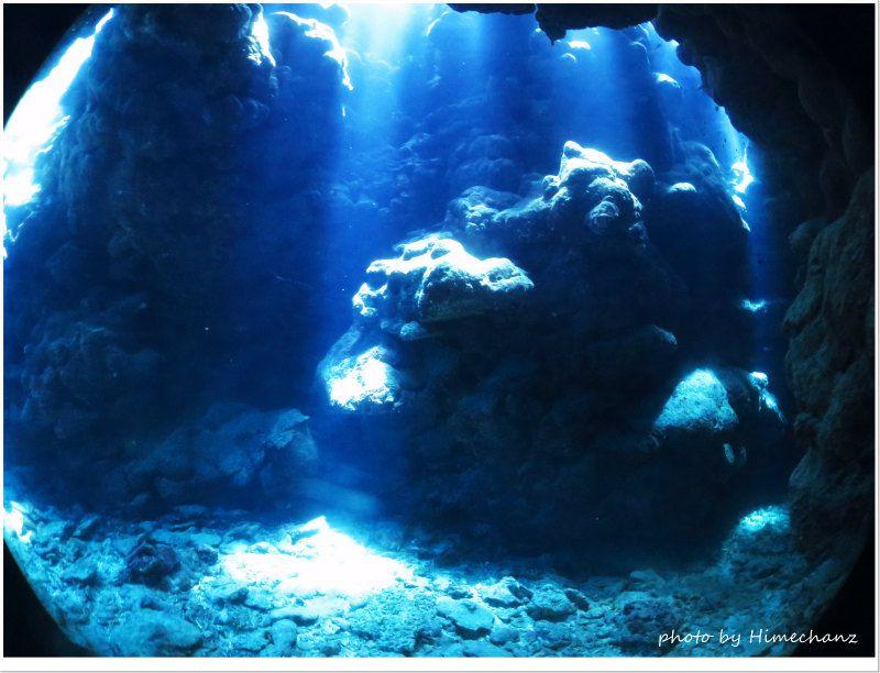 神々しい光に包まれました! photo by CANON PowerShot S100