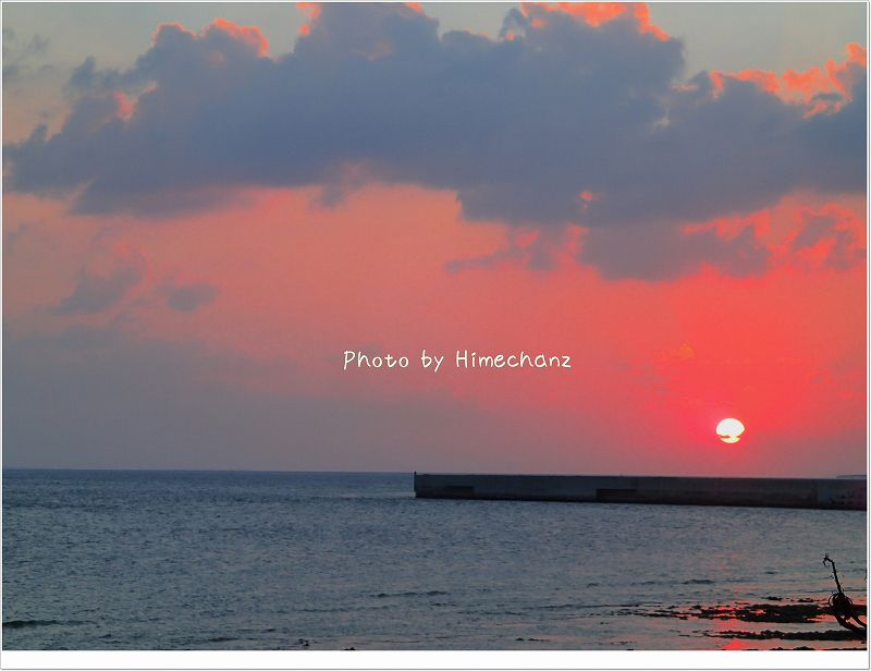 海から photo by OLYMPUS STYLUS TG-2 Tough