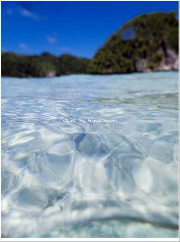 水面キラキラなところでランチ♪ photo by OLYMPUS STYLUS TG-2 Tough