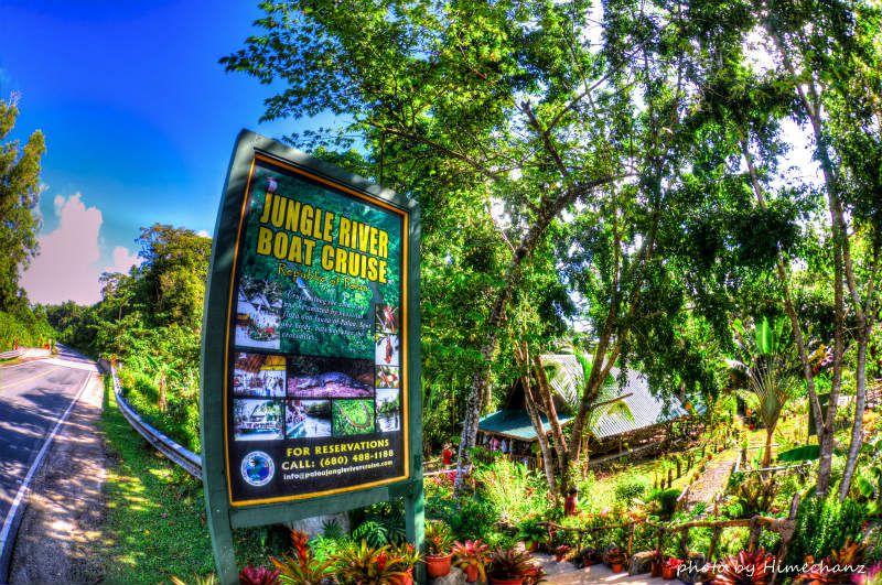 ジャングルリバーボートクルーズに行って来ました♪ photo by Nikon D300
