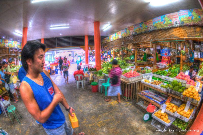 水面休息中にいただいてるマンゴーを買いに♪めちゃくちゃ安すぎてビックリ! photo by Nikon D300