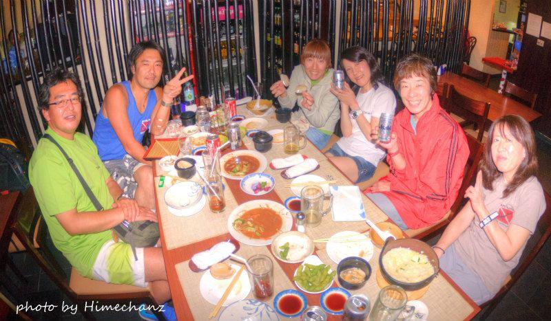 ラストナイトは和食のお店で♪ photo by Nikon D300