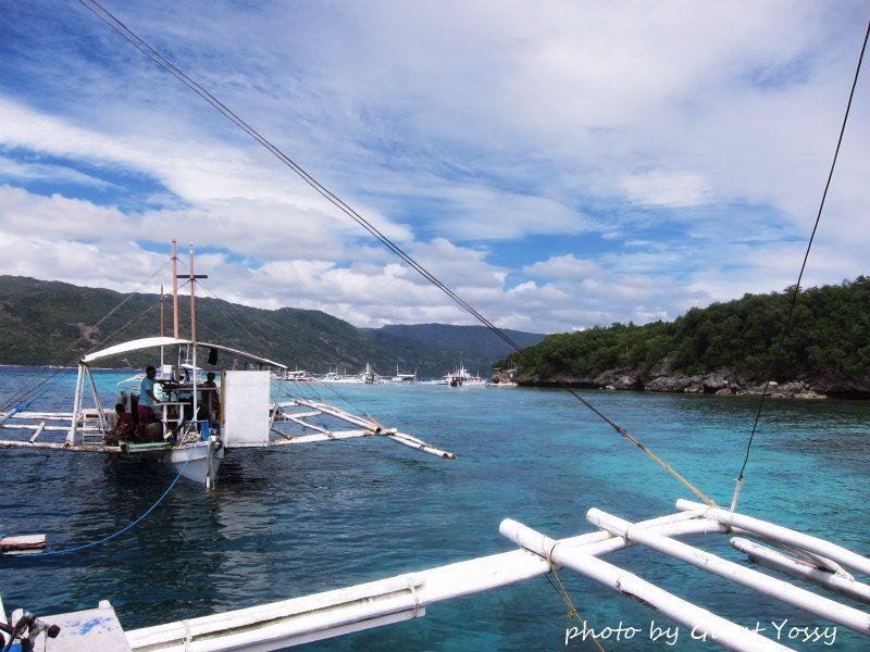 スミロン島の様子♪ photo by CANON PowerShot S90